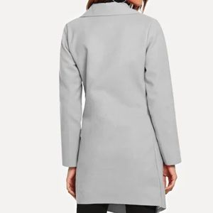 Jackets & Coats - ❌DONATED❌Solid Waterfall Outerwear Coat